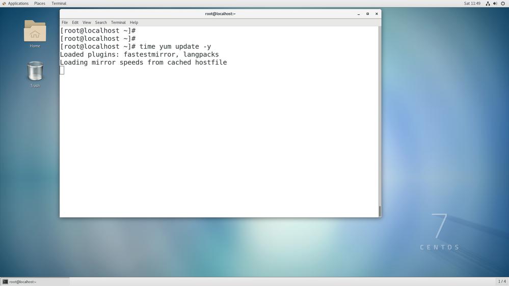 installing Openstack - Step 5